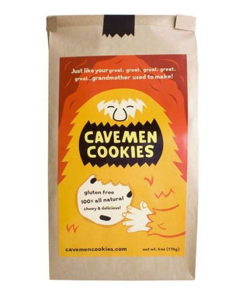 cavemen cookies