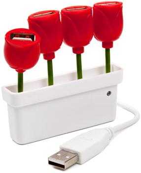 flower-usb