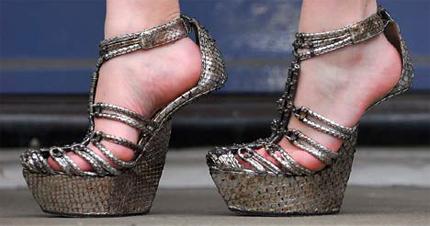 heeless