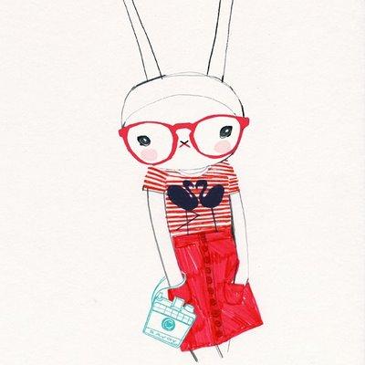 the red glassessml